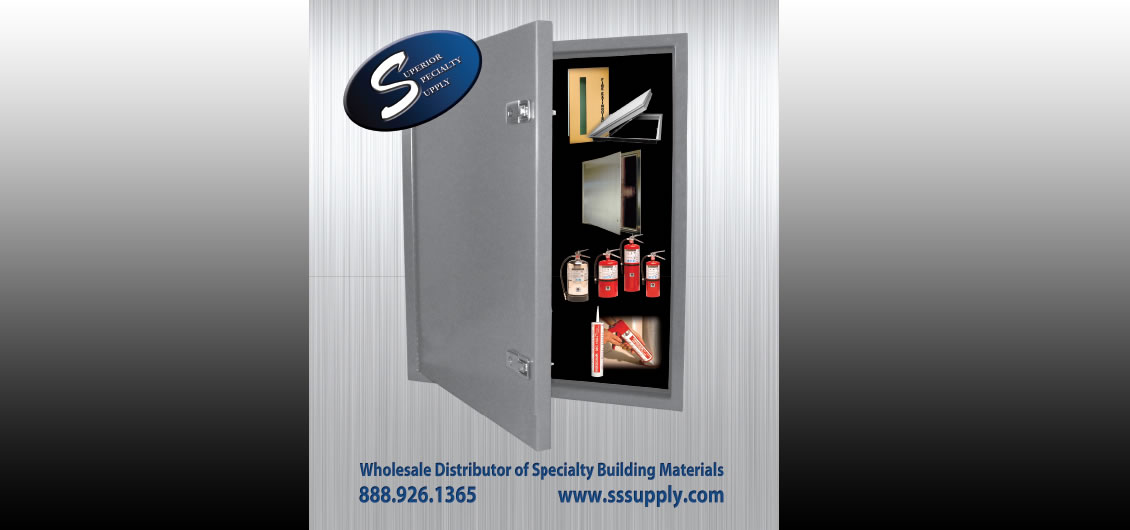 Wholesale Distributors of Fire Extinguisher Cabinets and Fire Extinguishers