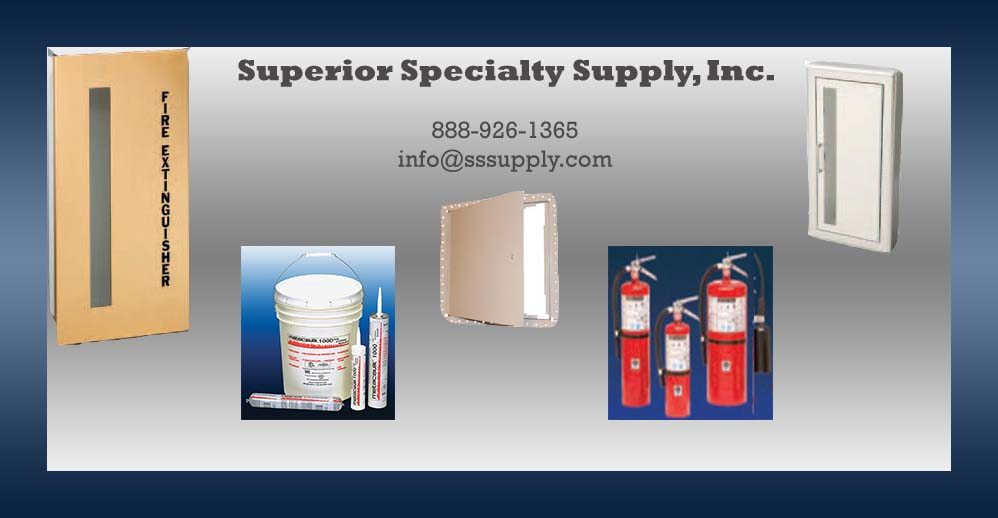 Wholesale Distributor of Fire Stop