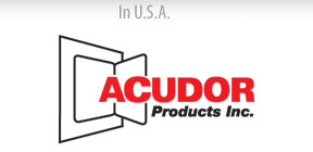 Acudor Flush Access Doors, Recessed Access Doors, Fire Rated Access Doors, Smoke Vents and Floor Doors