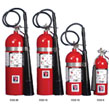 Aluminum Carbon Dioxide Strike First Fire Extinguisher