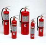 Cosmic Multi-Purpose Chemical Fire Extinguishers by JL Industries
