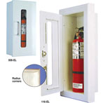 EL ELITE Architectural Strike First Fire Extinguisher Cabinets