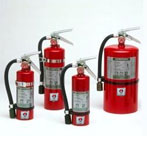 Mercury Haltorn Fire Extinguisher by JL Industries