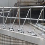 KeeGuard Fall Protection Railing System