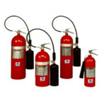 Sentinel Carbon Dioxide Extinguishers  by  JL Industries